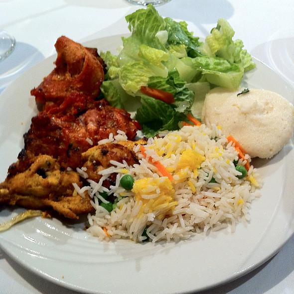 Tandoori Chicken - Salaam Bombay - Tribeca, New York, NY
