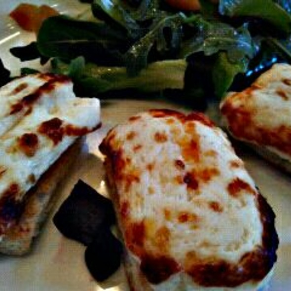 Grilled Halloumi - Brasserie Athenee, New York, NY