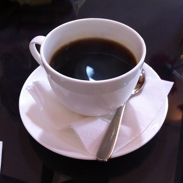 Coffee - Harding House, Nashville, TN