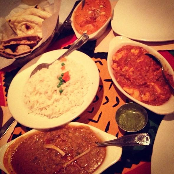 Murgh Makhani - Shalimar Restaurant, Ann Arbor, MI