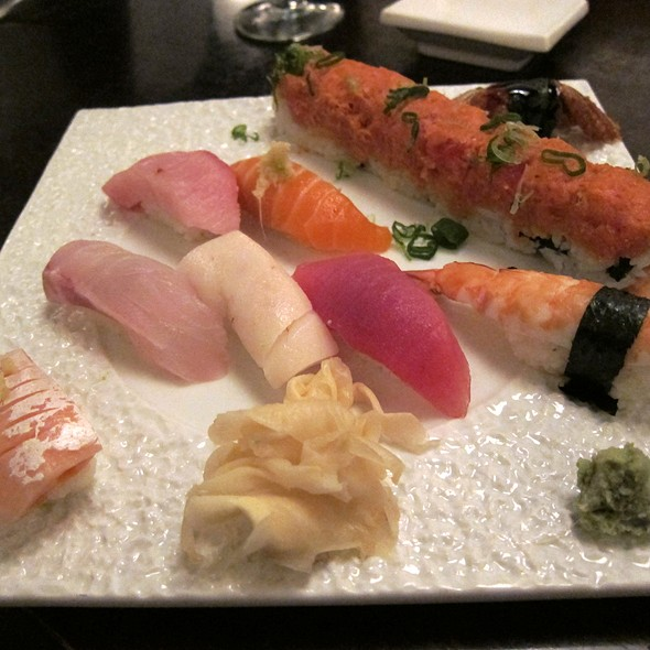 Sushi Dinner - Margaret Kuo's - Wayne, Wayne, PA