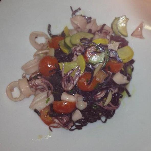 Squid Ink Tagliolini - Gallo Nero, New York, NY