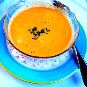 Lobster Bisque - Cafe Sole - Key West, Key West, FL