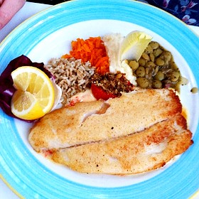 Hog Snapper - Cafe Sole - Key West, Key West, FL