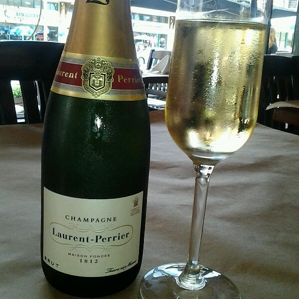 Champagne - Boheme Bistro, Delray Beach, FL