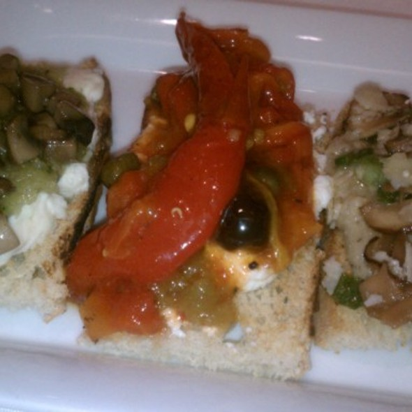 Crostini - FIG & OLIVE Westchester, Scarsdale, NY