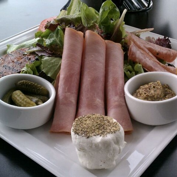 Charcuterie plate - LIFT Bar Grill View, Vancouver, BC
