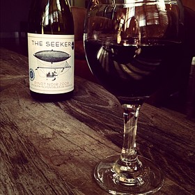The Seeker Wine - Bacchus Bar and Bistro, Irvine, CA