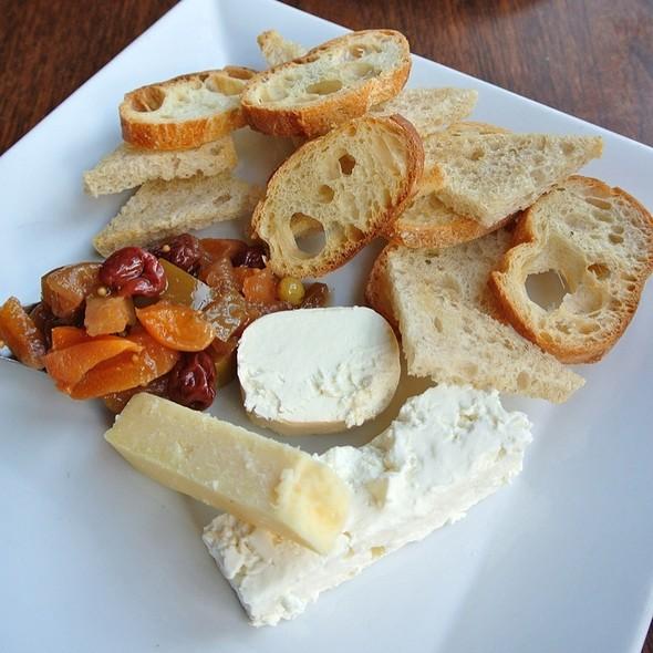 Trio Of Cheeses - FARMiCiA, Philadelphia, PA