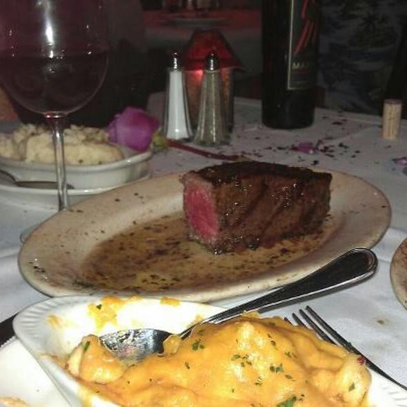 New York Strip - Mr. John's Steakhouse, New Orleans, LA