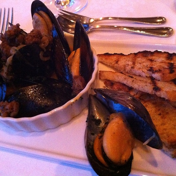 Mussels - The Bay House (OR), Lincoln City, OR