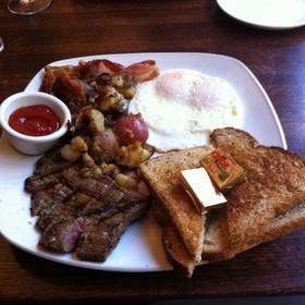 Steak And Egss - Brownstone, Boston, MA