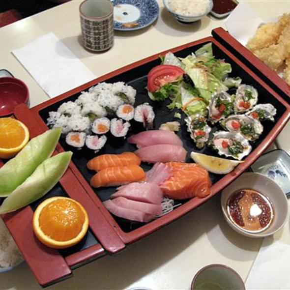 Sushi - Sushi Omakase, Gilroy, CA