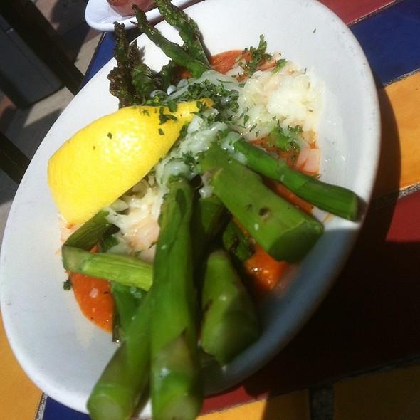 Grilled Asparagus - BARcelona Tapas Restaurant, Clayton, MO