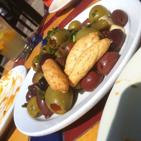Marinated Olives - BARcelona Tapas Restaurant, Clayton, MO