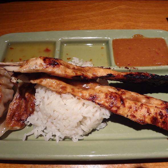 Chicken satay - Big Bowl - Schaumburg, Schaumburg, IL