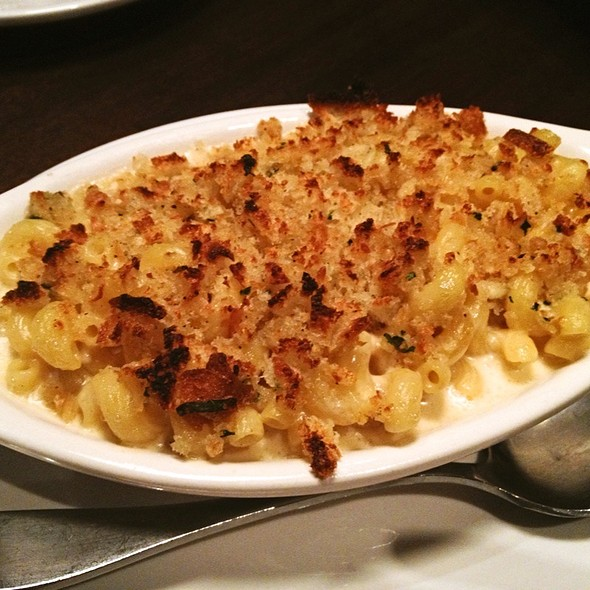 Mac & Cheese - Edison Ale House, Newark, NJ