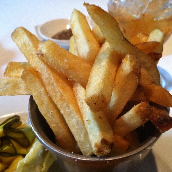 Fries - Spruce, San Francisco, CA