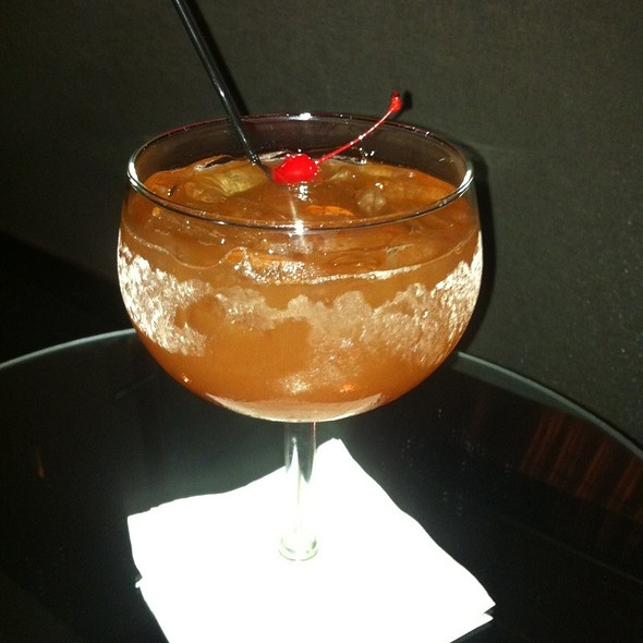 Rum Punch - The Society Restaurant & Lounge, Silver Spring, MD