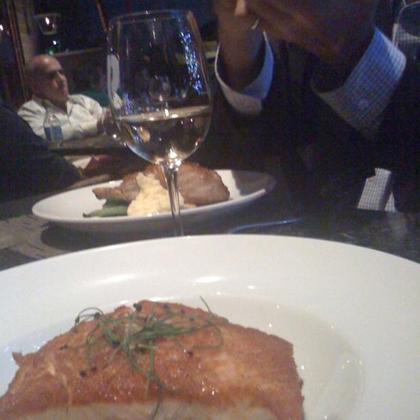 Salmon - Prime: An American Kitchen & Bar, Huntington, NY, Huntington, NY