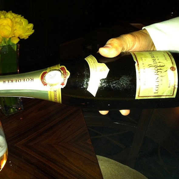 Louis Roederer - THE Blvd - Beverly Wilshire Hotel, Beverly Hills, CA