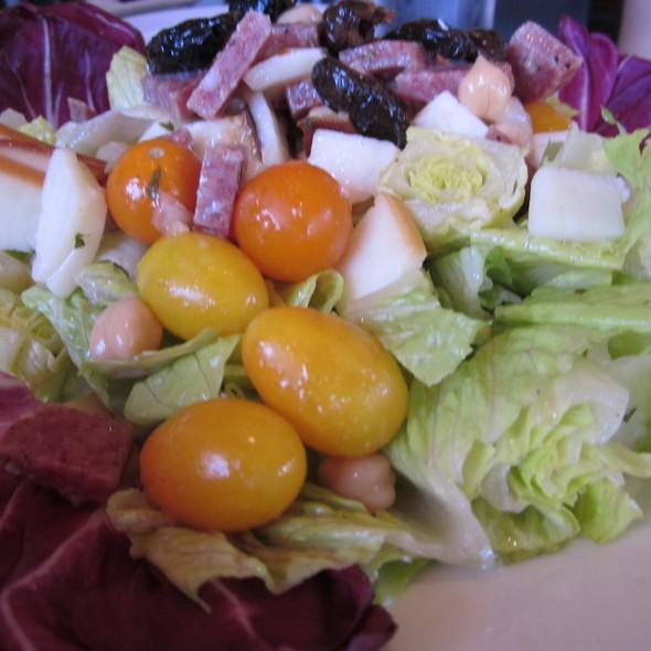 Italian Chopped Salad - Boca Pizzeria, Novato, CA