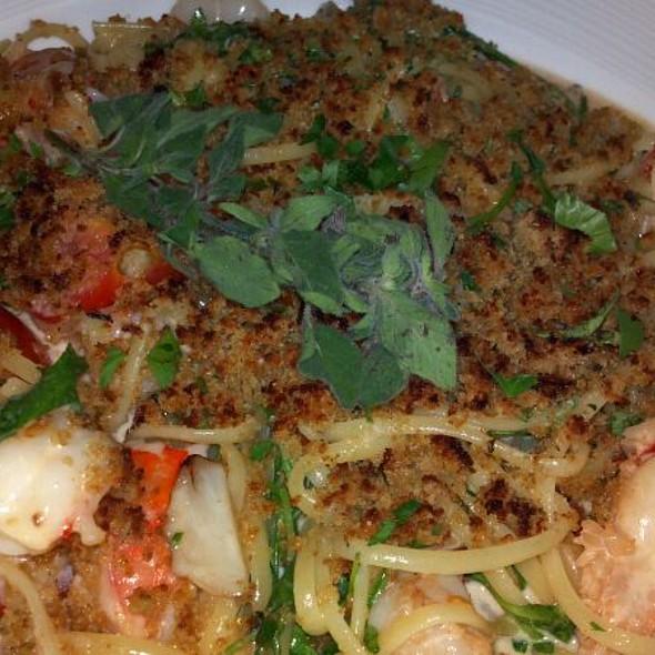 Shrimp oreganato - EVO Italian, Tequesta, FL