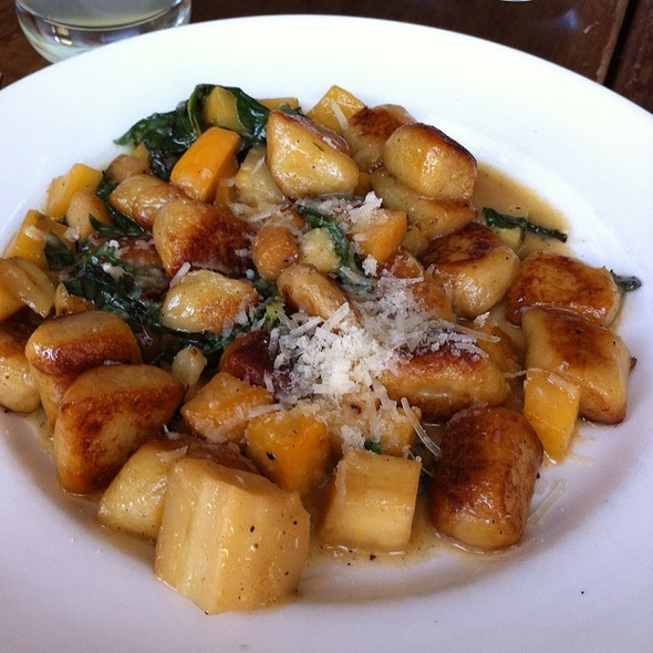 Gnocchi - Barbuto, New York, NY