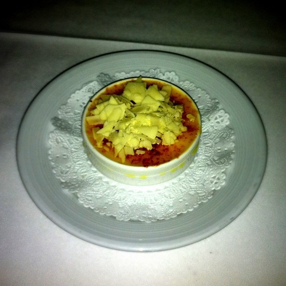Creme Brulee - Top of the World Restaurant - Stratosphere Hotel, Las Vegas, NV
