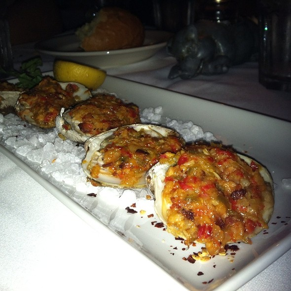 Clams Casino - Morton's The Steakhouse - San Francisco, San Francisco, CA