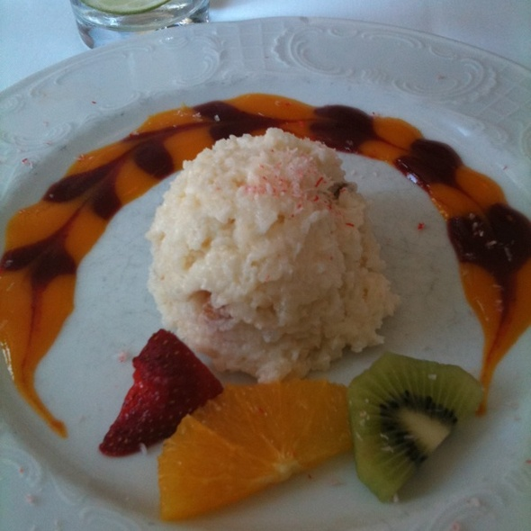 Rice Pudding - Restaurant Gandhi, Montréal, QC