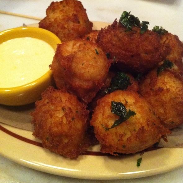 Codfish Balls - Boqueria - Dupont, Washington, DC