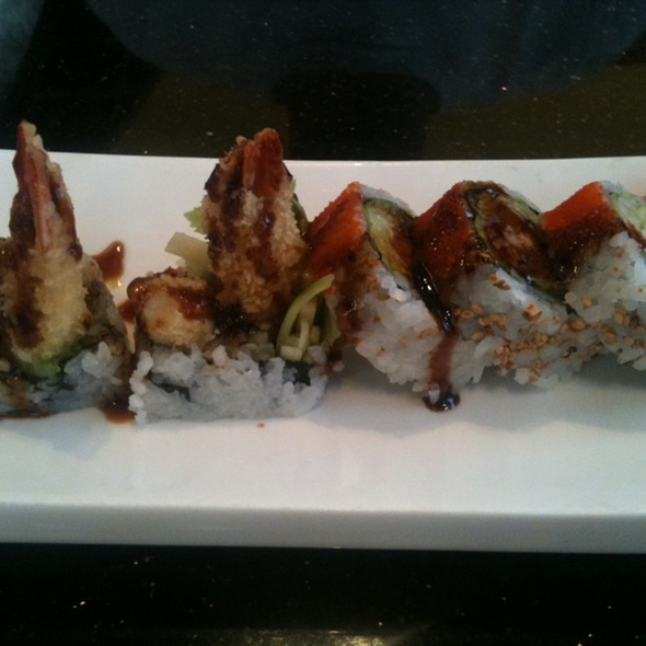 Shrimp tempura roll - Mt. Fuji Sushi and Hibachi - Aurora, Aurora, CO