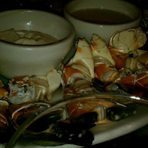 Stone Crab Claws - Durant's, Phoenix, AZ