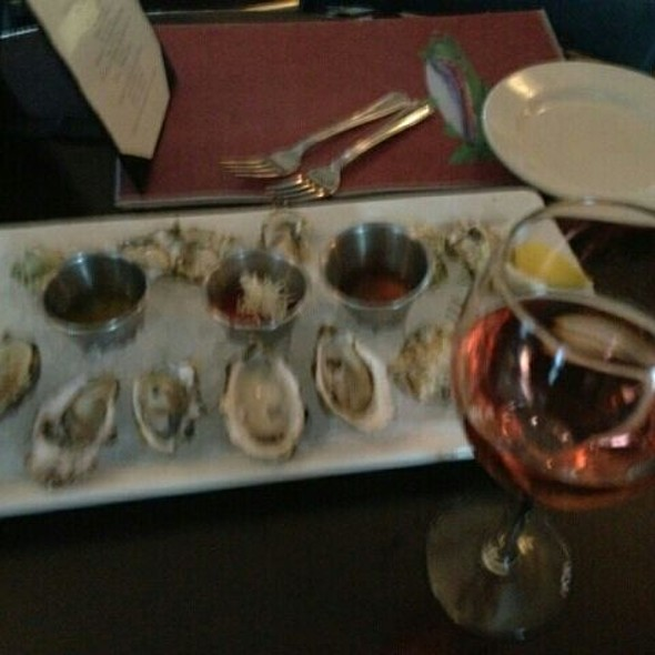 Kumomotos And Treasure Cove Oysters - The Brooklyn Seafood, Steak & Oyster House, Seattle, WA