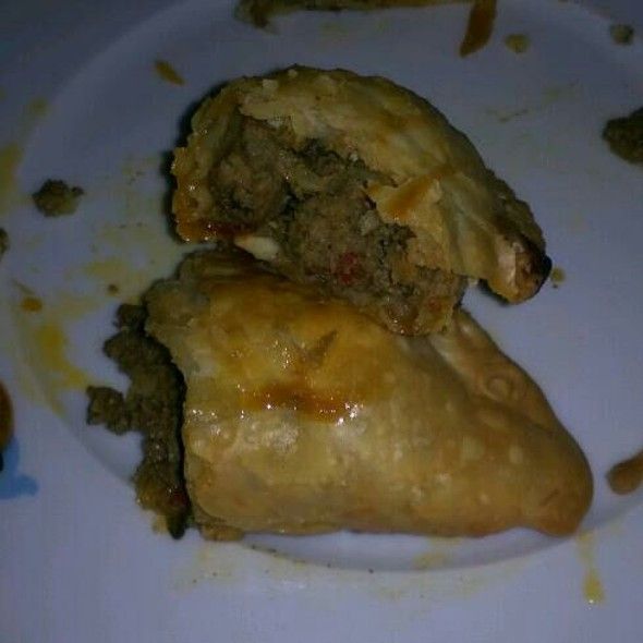 Beef Empanada - The Knife Restaurant - Orlando, Lake Buena Vista, FL