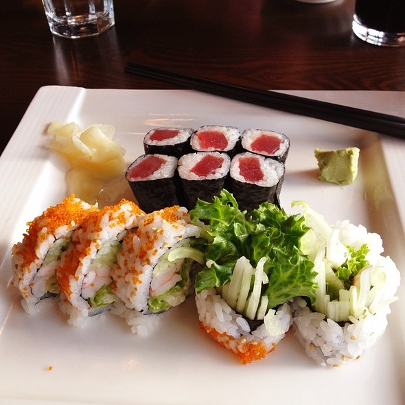 Boston Roll - Koto Japanese Steakhouse - VT, South Burlington, VT