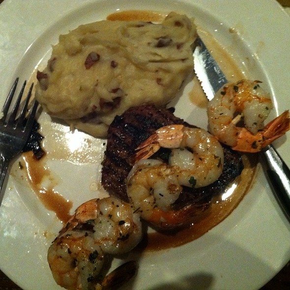 Top Sirloin With Shrimp - The Keg Steakhouse + Bar - Windsor Riverside, Windsor, ON