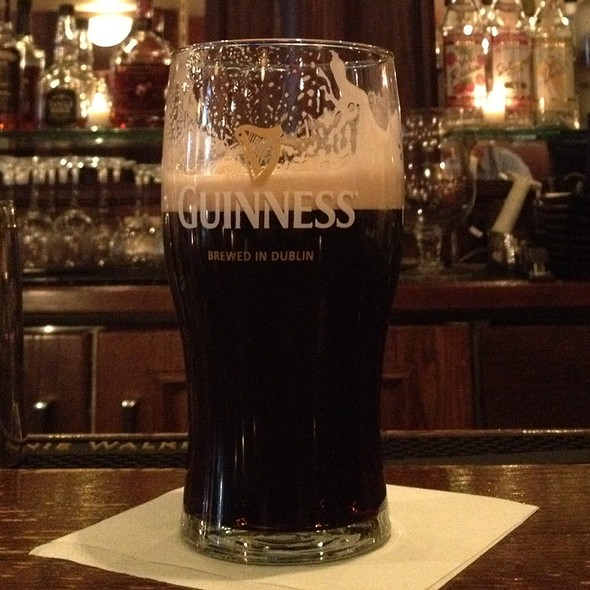 Guinness Draught - Croton Reservoir Tavern, New York, NY
