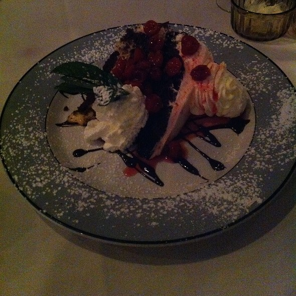 Black Forest Cake - Kurt's Bistro, Duluth, GA