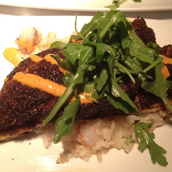 Blackened Idaho Trout - Upstream - Charlotte, Charlotte, NC