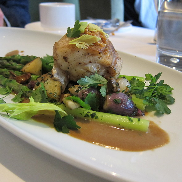 monkfish - Rialto, Cambridge, MA