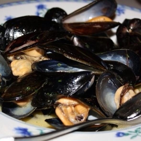 Mussels Capri - Capri Restaurant, Raleigh, NC