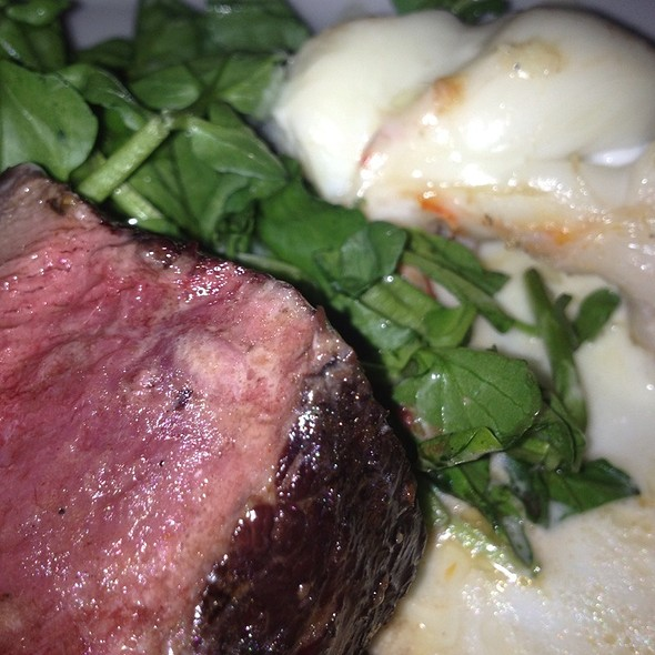 Surf And Turf - Uncle Jack's Steakhouse - Midtown 56th Street, New York, NY