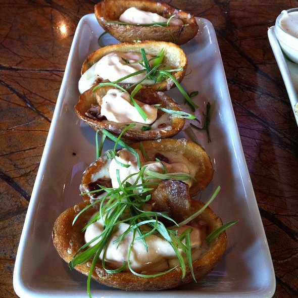 Potato Skins - Billy Berk's, San Jose, CA