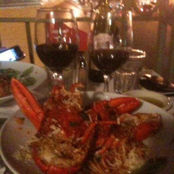Lobster - Ristorante Piccolo, Washington, DC