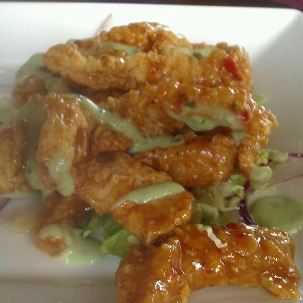 Fried Calamari - Dressler's Restaurant - Metropolitan (Midtown), Charlotte, NC