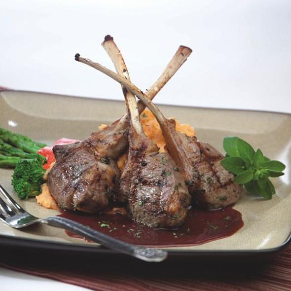 Seasoned Lamb Chops - The Cottage, Flagstaff, AZ
