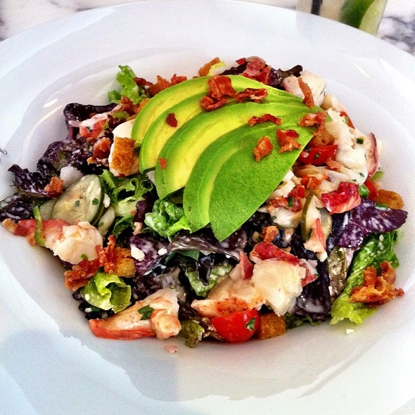 Lobster Cobb Salad - Oceana, New York, NY