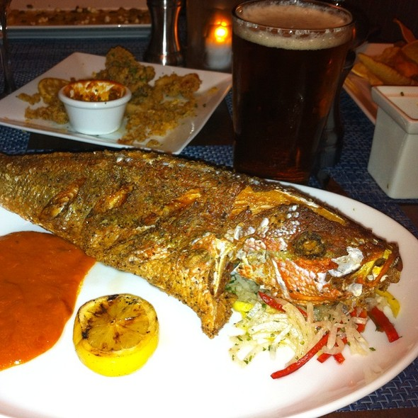 Snapper - Catch Bar & Grill - Marriott - Biscayne Bay - Miami, Miami, FL